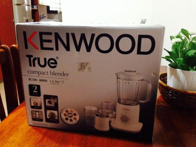 Kenwood 3 jar blender / Mixer
