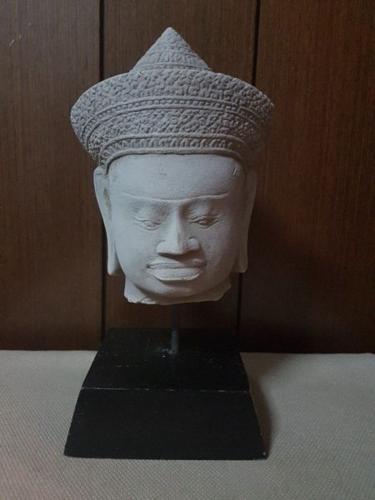 Khmer figuring artefact Vishnu Baphuon style