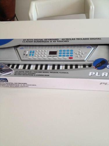 Kid's Audio Digital Keyboard