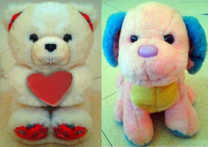 Kids soft toys $5 each Unused, kept in storeroomSELF