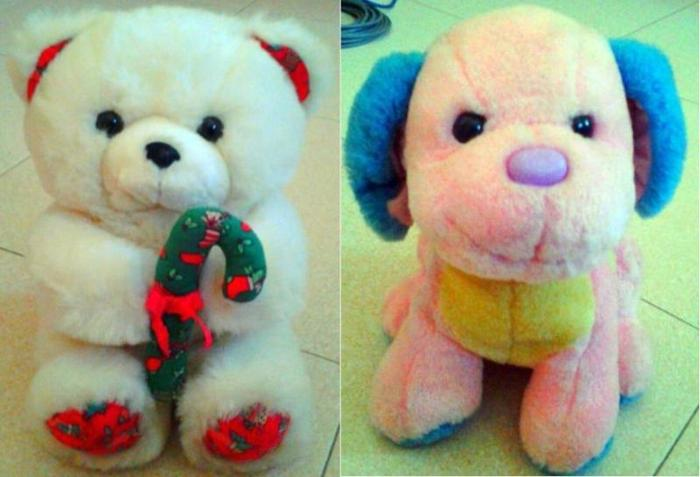 Kids soft toys for christmas $5 each Unused, kept in