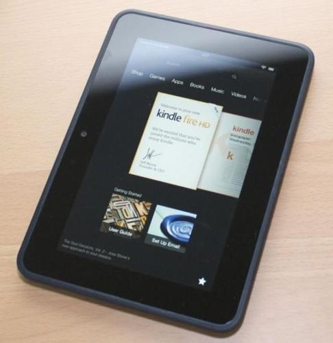 Kindle Fire HD 7 (2012 Edition, MINT!) for Sale in Rivervale Drive