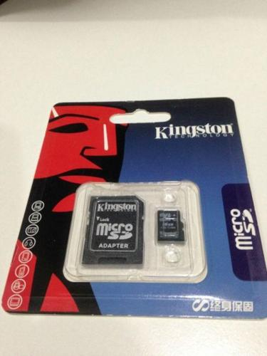 Kinston SD Card 8GB, 16GB & 32 GB are available