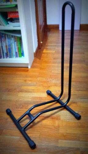 L Shape Bicycle Parking Stand - Brand New
