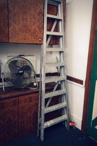Ladder 12ft & 6ft