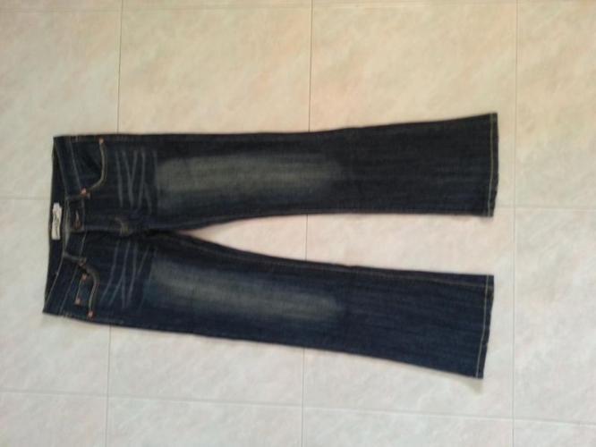 Lady Dark Blue Denim Size 30 Jean