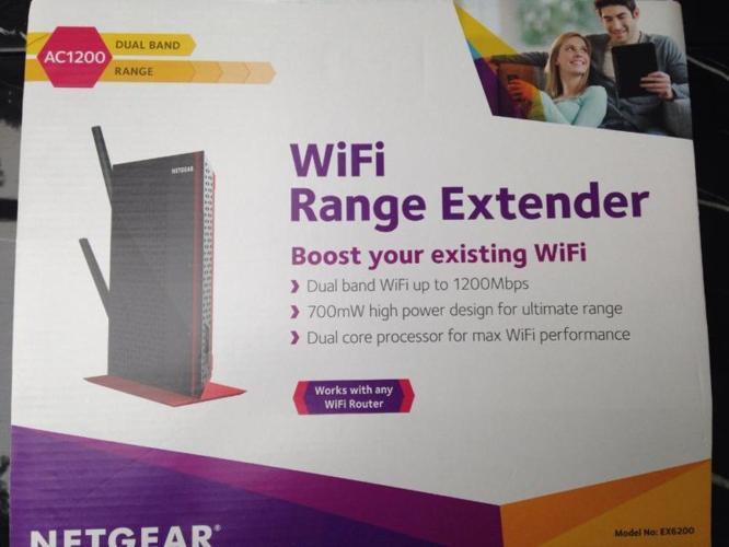 Latest New Netgear Wifi Range Extender