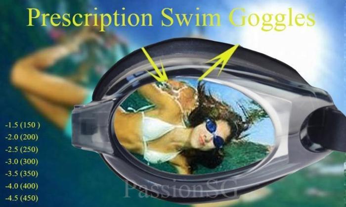 Latest Ver QUALITY Swimming Degree Prescription Anti