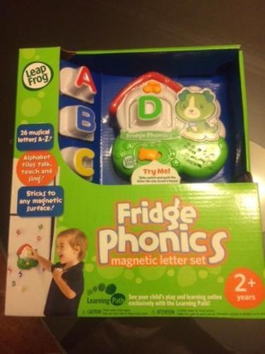 Leapfrog Fridge Phonics Brand new in Box