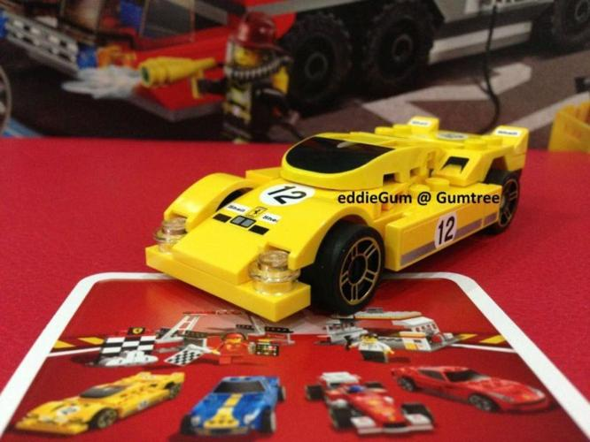 LEGO 40193 Ferrari 512 S from Shell V-Power Collection
