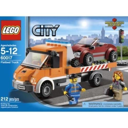 WTS: LEGO City Flatbed Truck 60017