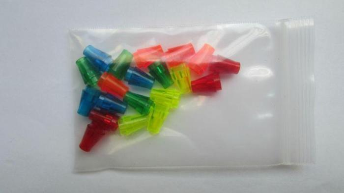 Lego parts - Cone set 3