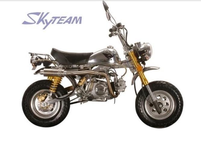 Leman pro 125 skyteam( monkey ) for Sale in East Coast Road