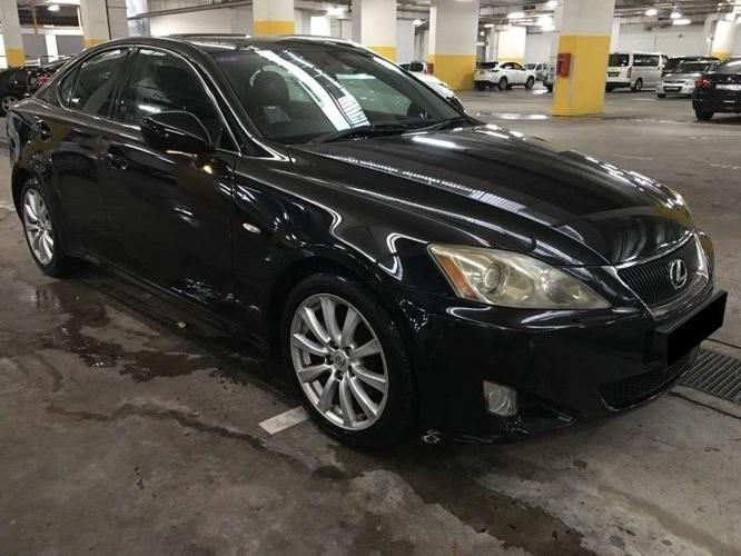 LEXUS IS250 $270 FROM 01/06/2018 - 04/06/2018 (P PLATE