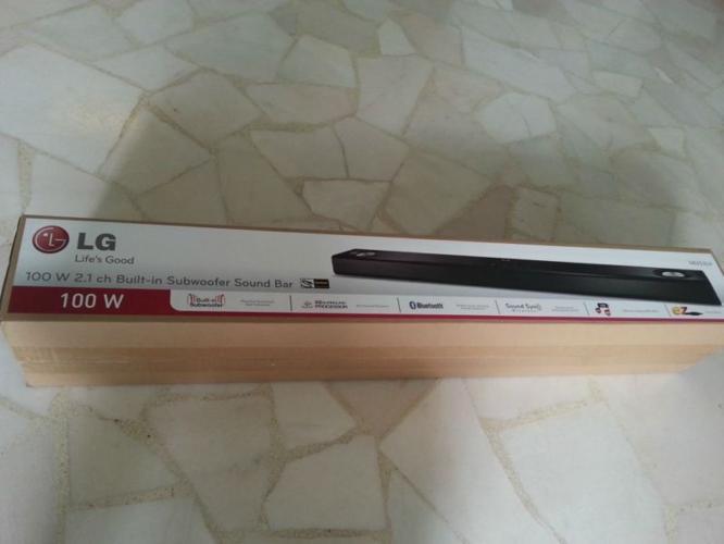 LG 2.1CH 100 WATTS NB2530A SOUNDBAR WITH BUILT-IN