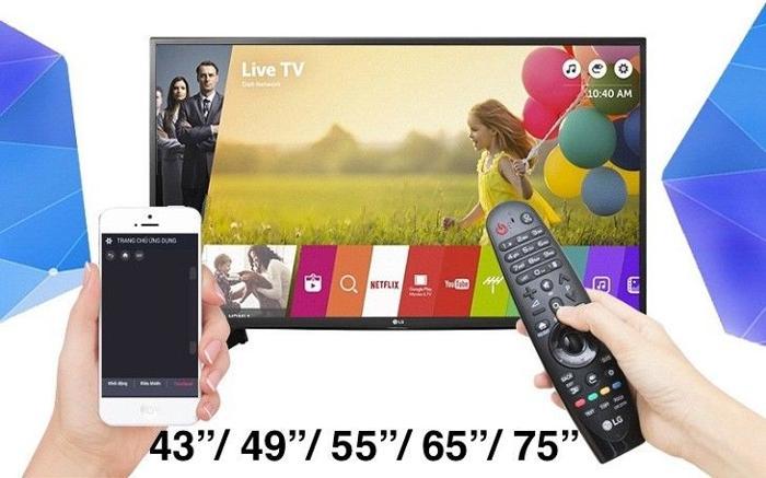 "LG 4K ULTRA HD LED TV 43""/ 49""/ 55""/ 65""/ 75"" &"