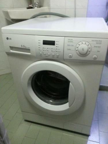 LG Front Loading Washing Machine Fully Automatic 6.5KG