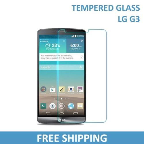 LG G3 Tempered Glass / 0.2mm / Clear
