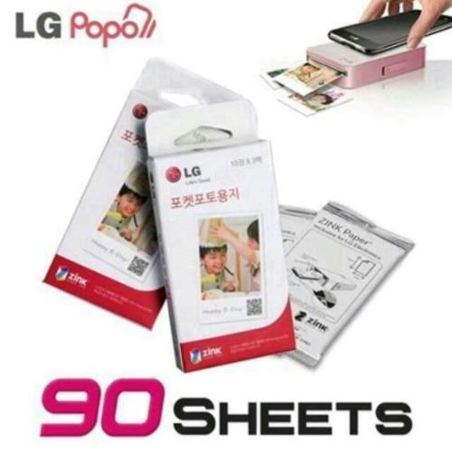 LG Pocket Printer Photo Film
