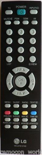 LG Remote Control MKJ37815705 (Brand New) for Sale!