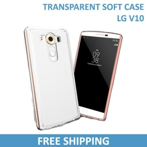 LG V10 Transparent Case / Cover