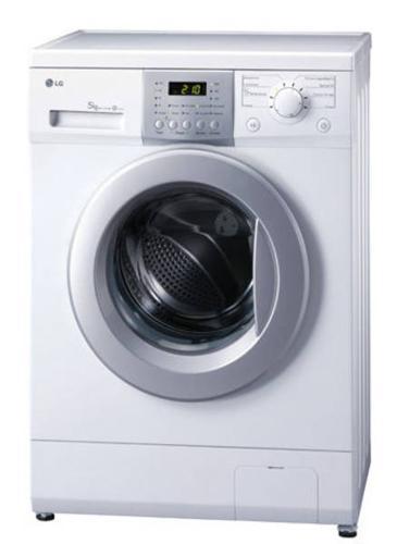 LG - Washing machine - WD10481TP
