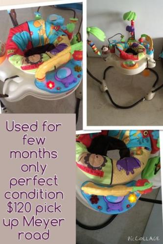 Like new condition Fisher Price Jumperoo