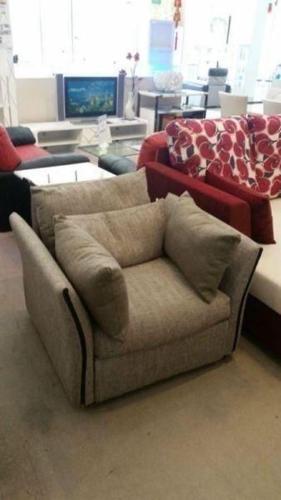 Like new Single ,fabric sofa For Sale!
