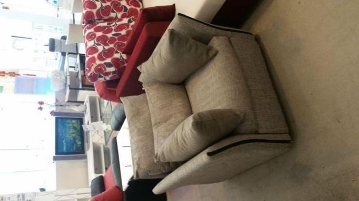 Like new Single ,fabric sofa For Sale !