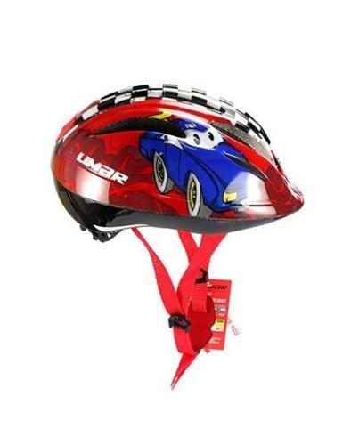 Limar 242 race car kids helmet