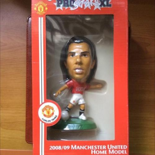 Limited Edition MUFC Tevez figuring XL