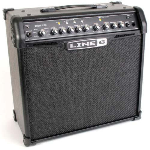 Line 6 SPIDER IV 30 30W 1x12 Guitar Combo Amp (last