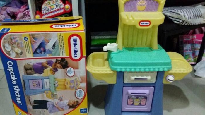 Little tikes cupcake oven for sales
