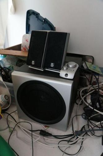 Logitech Z-2300 THX-Certified 2 1 Speaker System with Subwoofer for