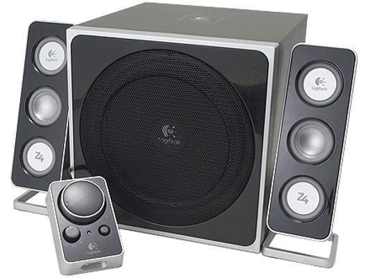 Logitech Z4 2 1 Speakers for Sale in Redhill Road, Central Singapore