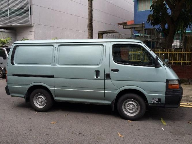 Long/Short term Van for rent