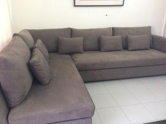 Lorenzo L-Shape Sofa