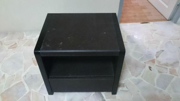 Lorenzo Side Table with Drawer