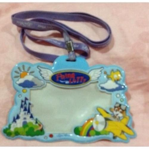 Lotte World Card Tag
