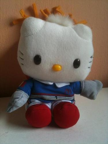 MacDonald Hello Kitty Plush Toys