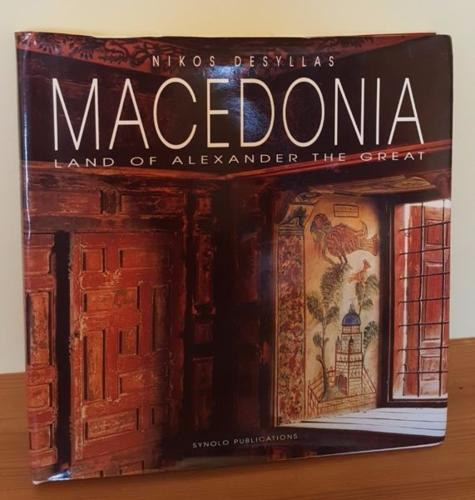MACEDONIA Land of Alexander The Great Hardcover Coffee