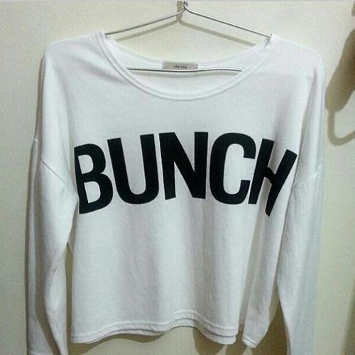 made in korea pullover