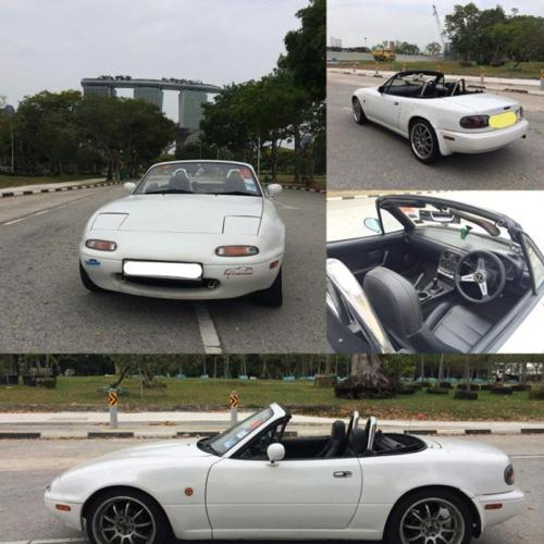 MADZA MX5 FOR SALES COE ( 08/2016 )