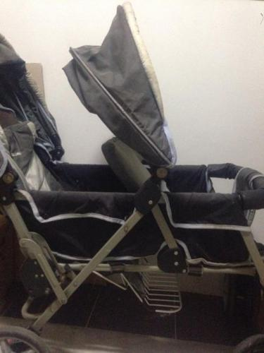 Mama Love - Double Stroller for Sale