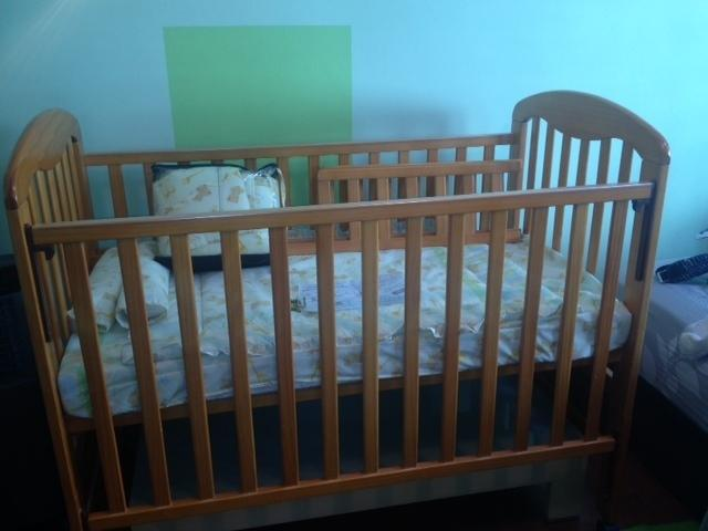 Mamalove Baby Cot To Toddler Bed 45 Of Its Purchase Price For Sale In Edgefield Plains Northeast Singapore Classified Singaporelisted Com