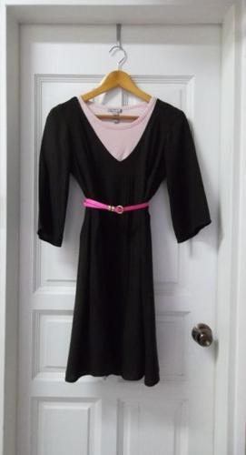 MANGO | Rest & Relax Brown Dress