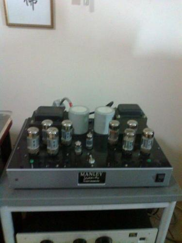 manley.leboratories.175monoblock power amplifier