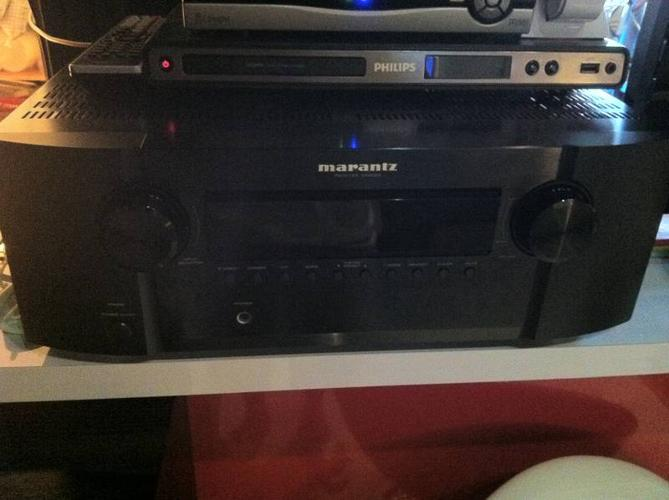Marantz Reciever SR4023(black)