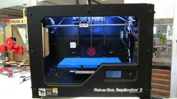 Markerbot Replicator 2