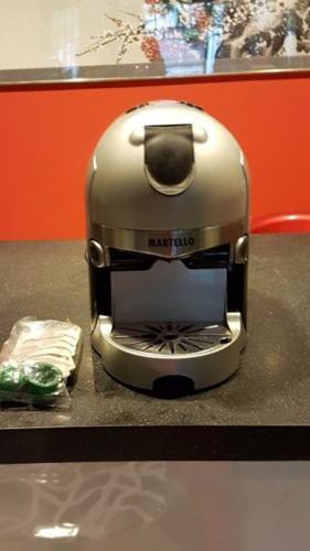 Martello Coffee Maker (Capsule)